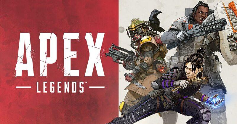 APEX LEGENDS Lvキャップ開放!最新アップデート